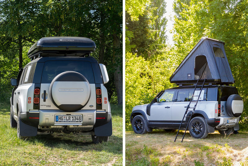 Bespoke Automobile Rooftop Tents