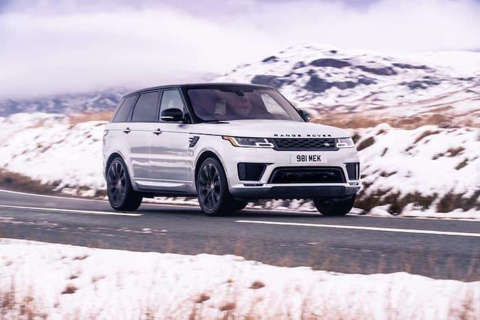 Luxury Hybrid British SUVs