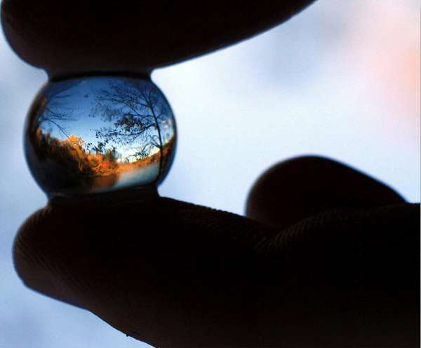 Crystal Ball Landscapes