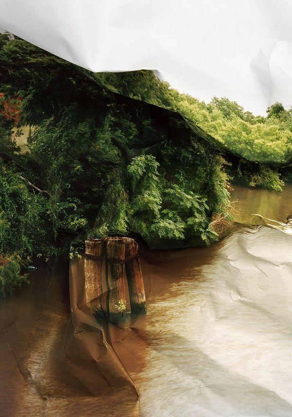 Wrinkled Landscape Photography