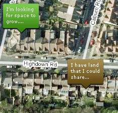 Crowdsourced Gardening