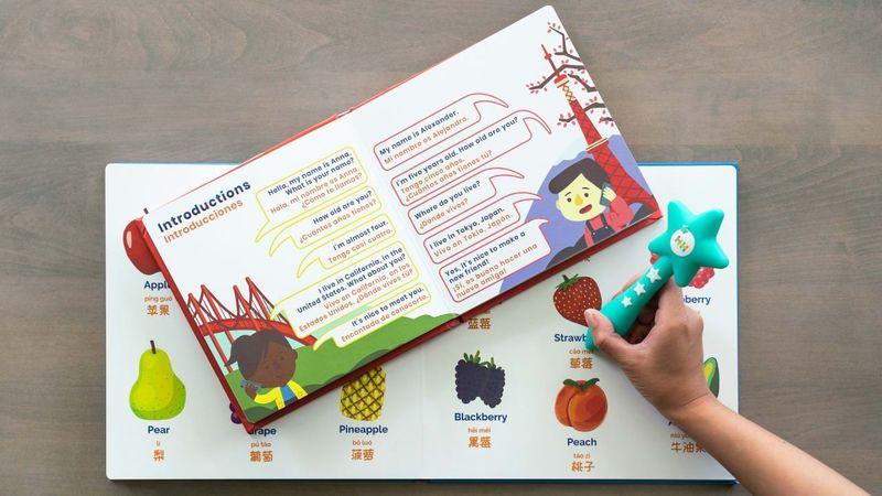 Interactive Bilingual Books