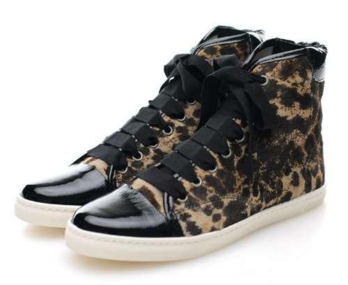 Wild Safari Sneakers