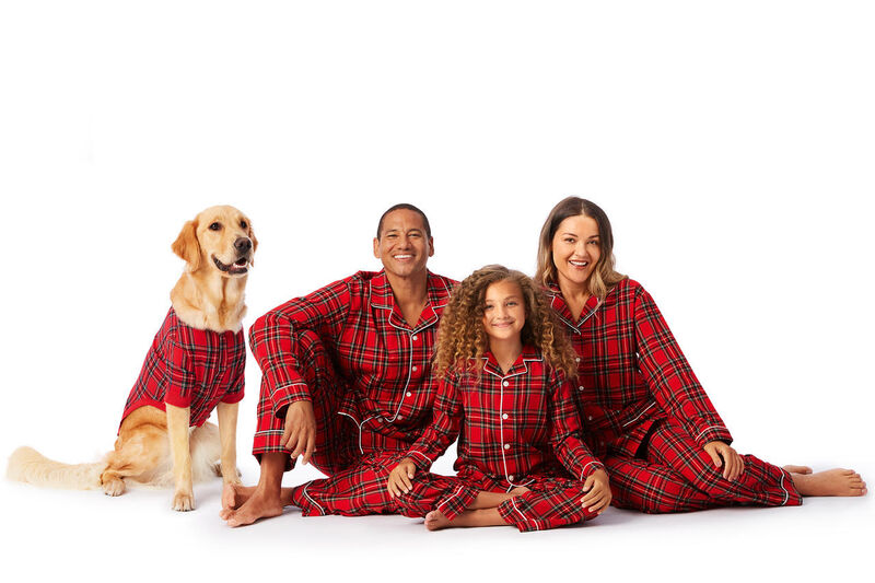 Dog-Matching PJ Sets