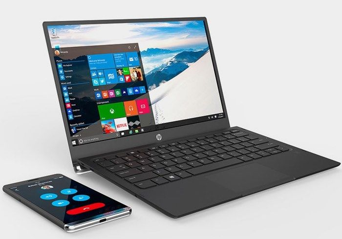 Smartphone-Powered Laptops