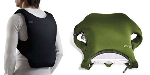 Laptop Backpack That Hugs You