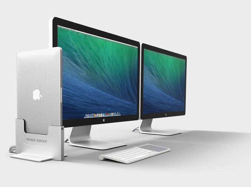 Laptop-Syncing Docks