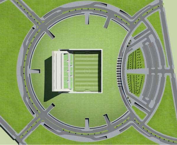 Underground Stadiums
