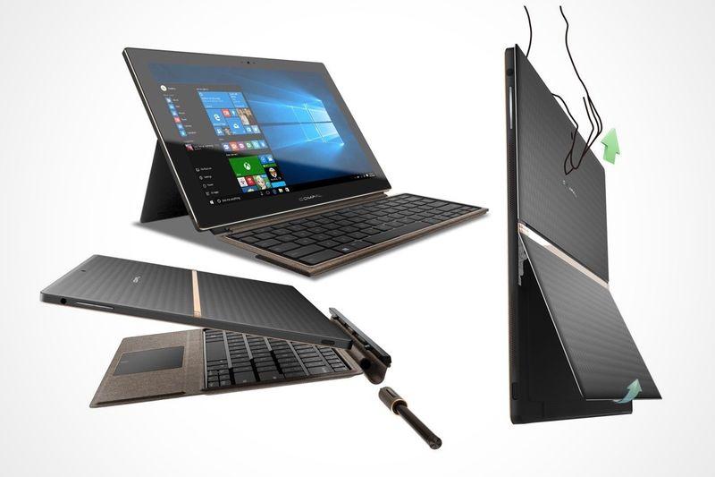 Multifunctional Hybrid Laptop Tablets