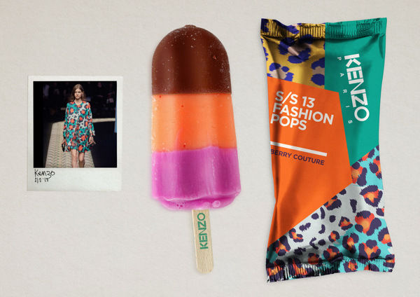Fashionably Frozen Treats