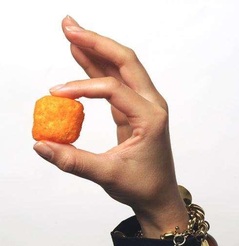 Triple-Sizing Snacks