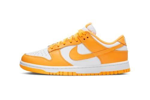 Bright Orange Women Sneakers