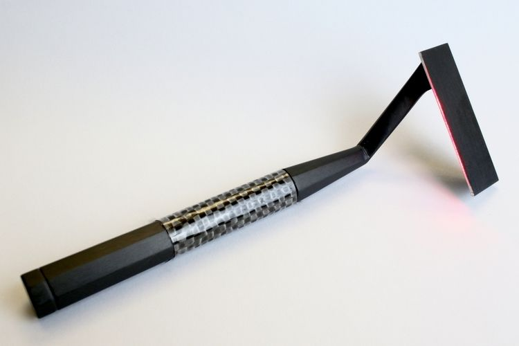 Laser-Powered Razors