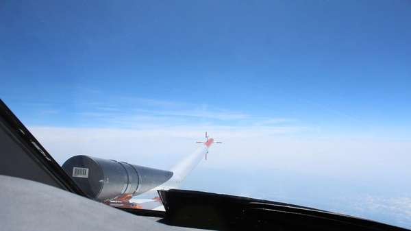 Turbulence-Detecting Lasers