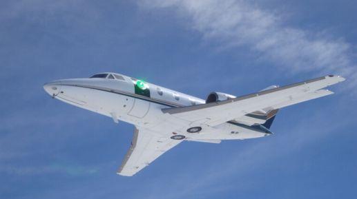 Laser Warplane Weapons
