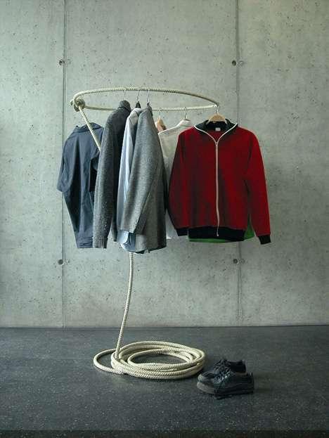 Lasso Clothes Hanger