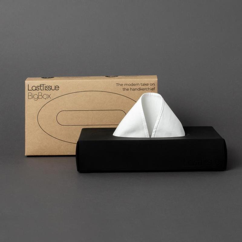 Reusable Tissue Boxes