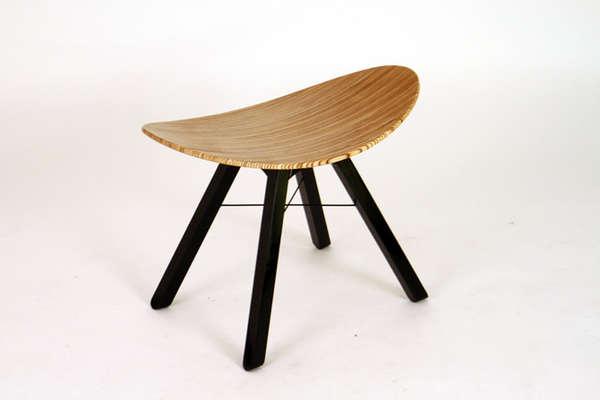 Potato Chip-Inspired Seating
