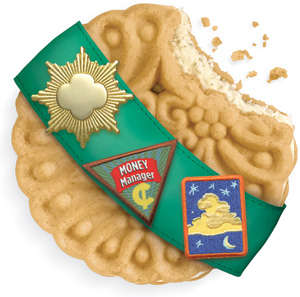 Mushroom Melded Fundraising Cookies
