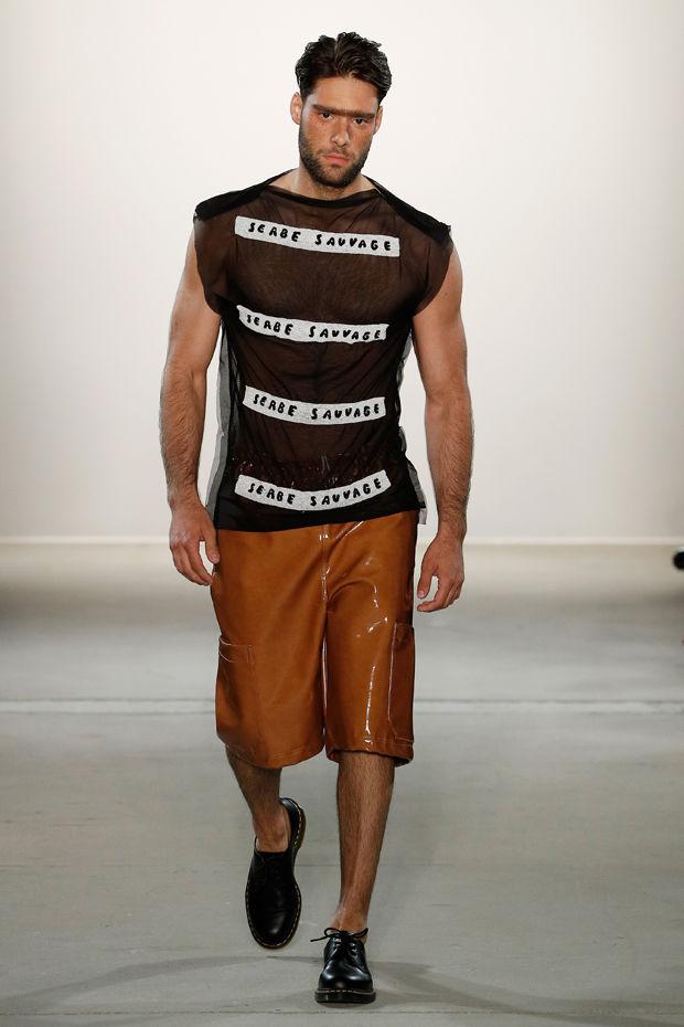 Cross-Cultural Latex Fashion Shows