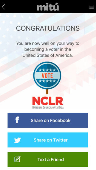 Latino Voting Apps