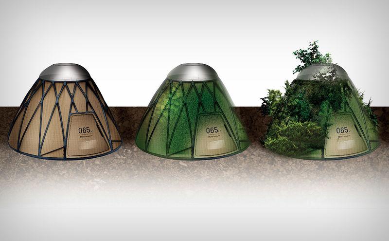 Eco-Friendly Emergency Tents