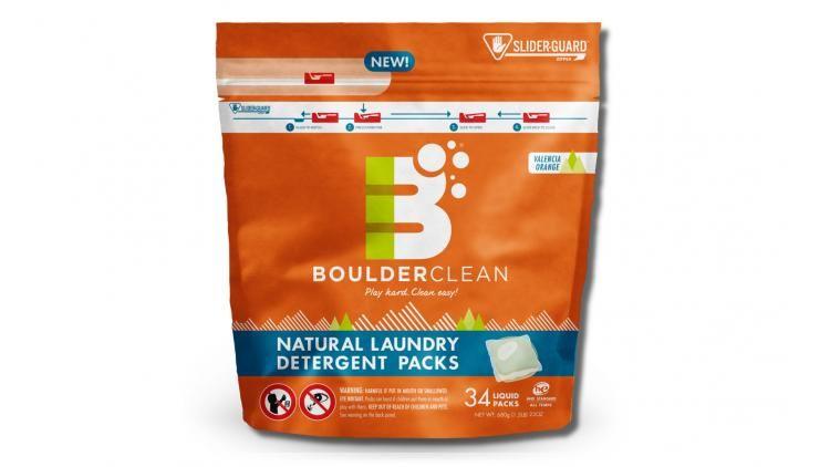 Child-Resistant Detergent Pouches