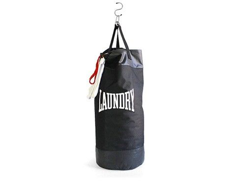 Laundry Punching Bags