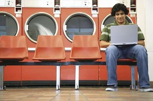 Internet-Saavy Washers