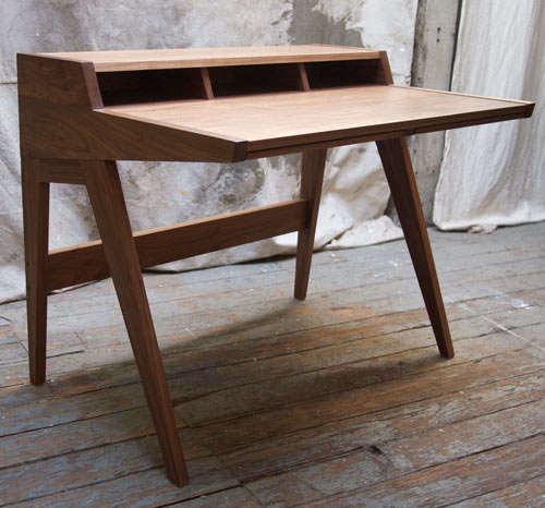 Mid-Century Nelson-Inspired Workstations