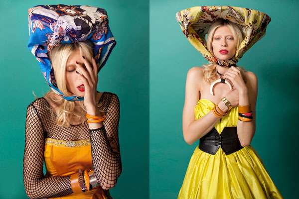 Eccentric Headwear Photography