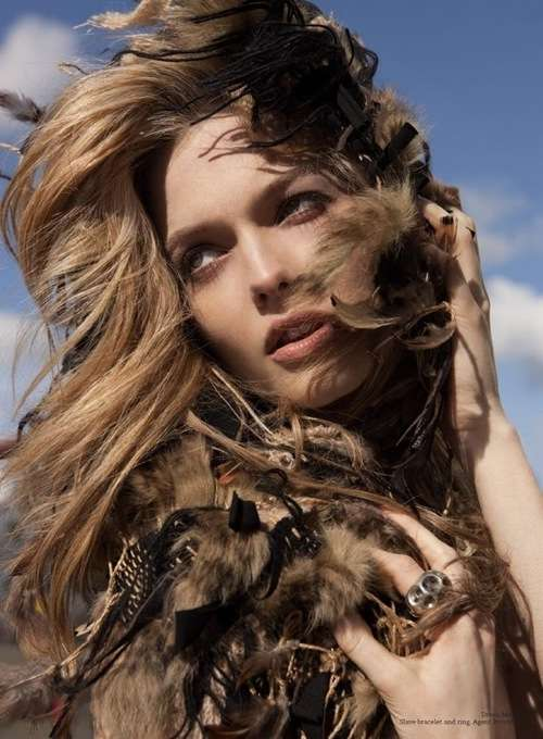 Feathered Desert Editorials