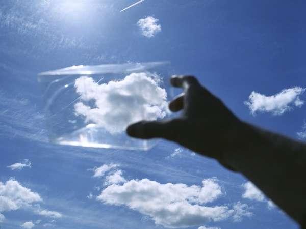 Conceptual Cloud Art