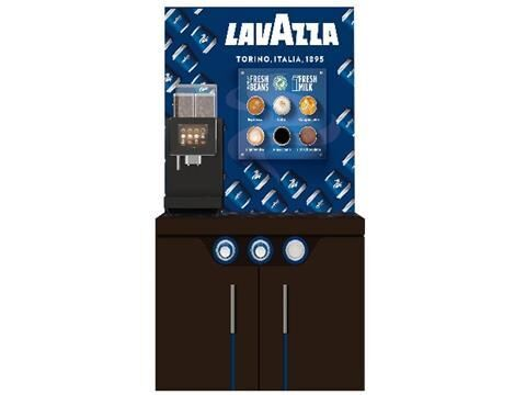 High-End Coffee Vending Machines