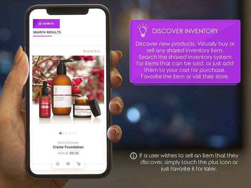 Sharing Economy Virtual Stores