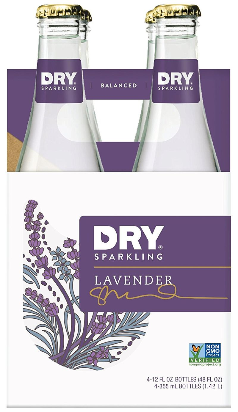 Sparkling Lavender Waters