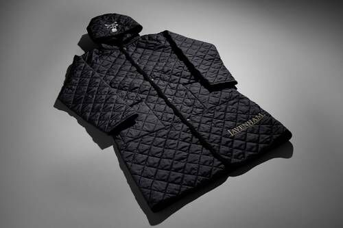 Minimal Collaborative Quilted Fashion