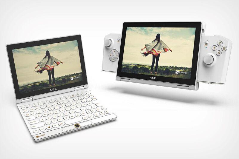 Convertible Gaming-Friendly Laptops
