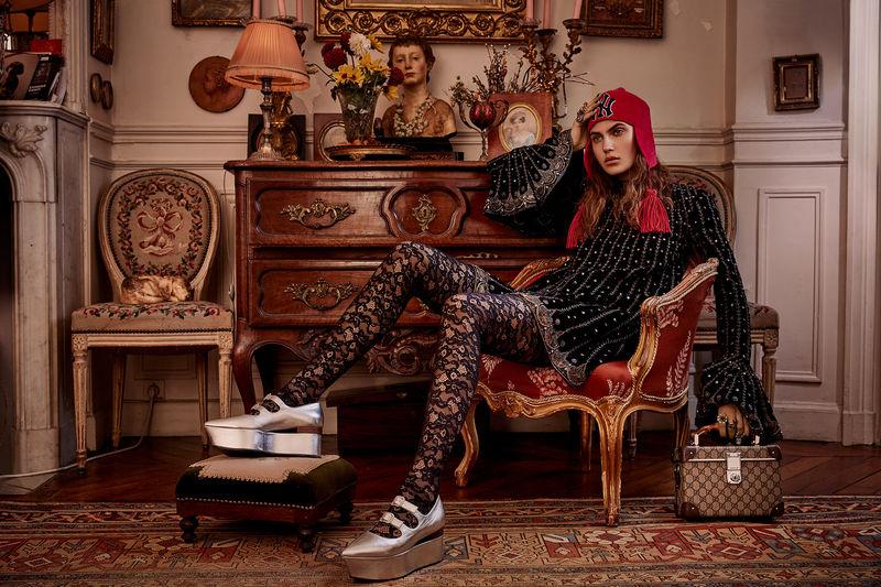 Lavish Fashion Editorial Shoots