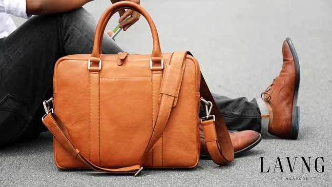 Organically Tanned Leather Bags