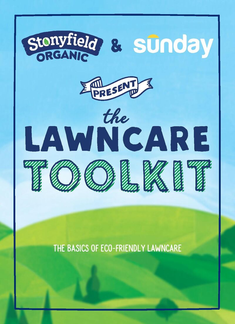 Branded Organic Lawn Care