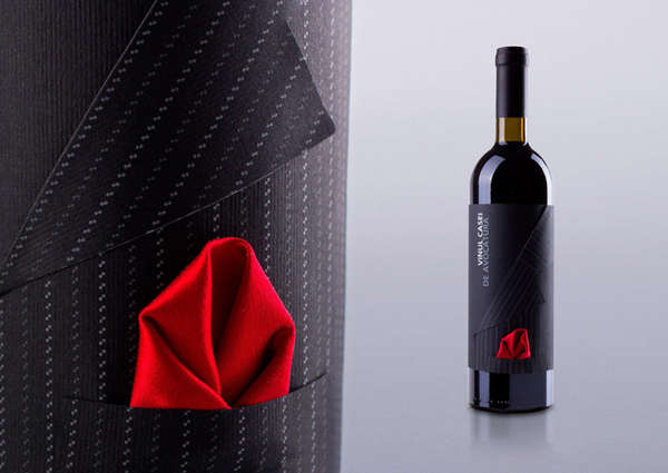 Urbane Bottle Branding