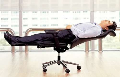 Napping Work Seats