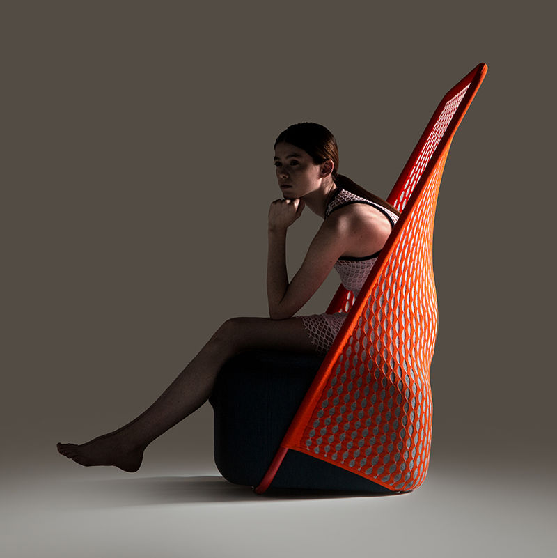 Hammock-Inspired Furniture