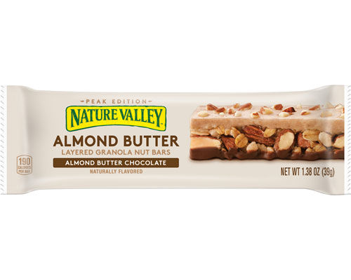Multi-Layered Granola Bars