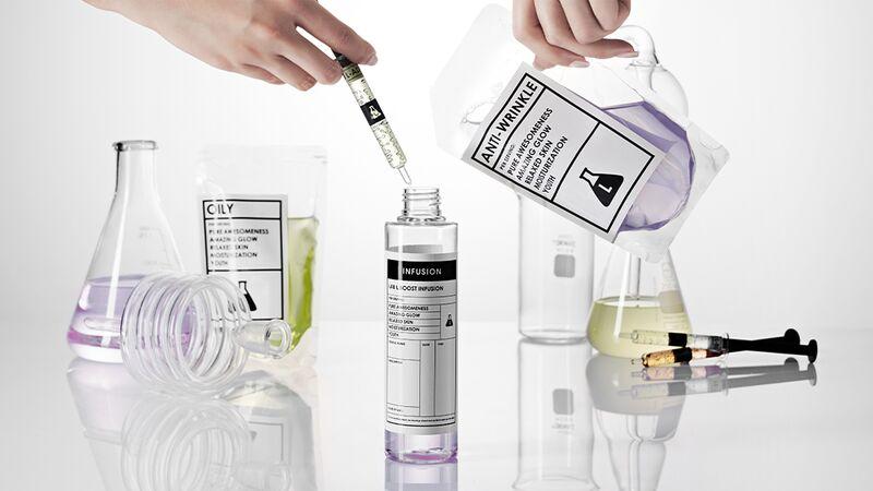Layerable Skincare Treatments
