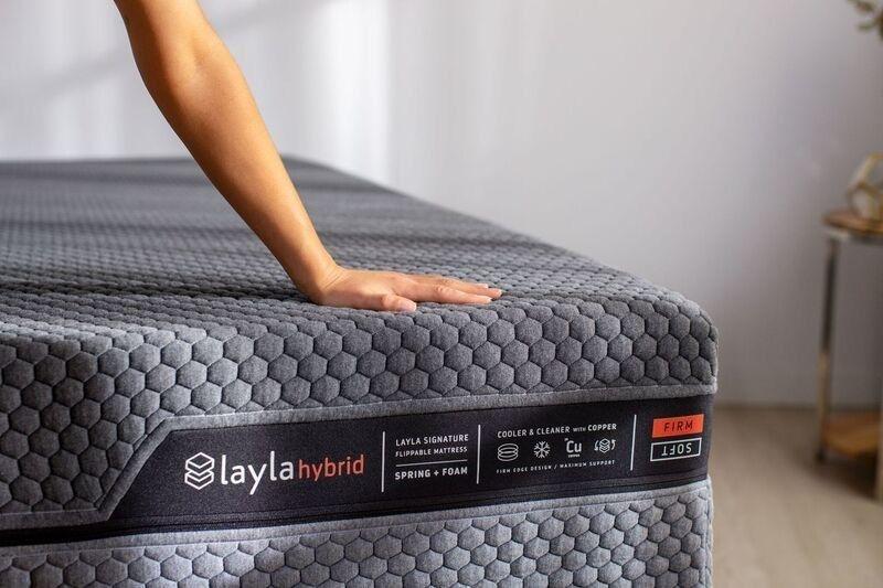Plush Hybrid Mattresses