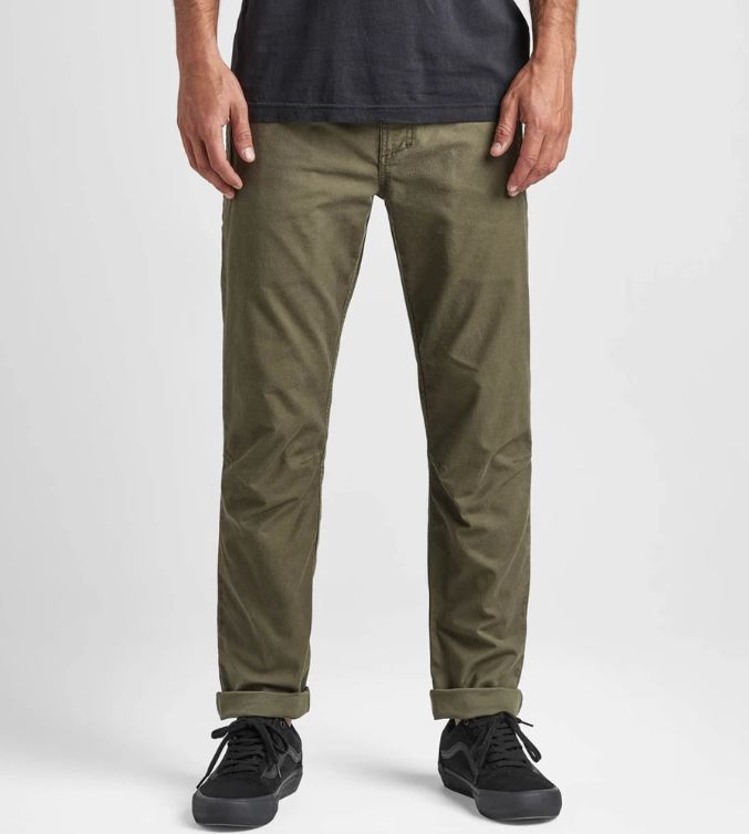 Surf-Inspired Travel Pants