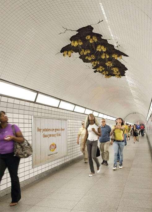 Underground Ad Campaigns