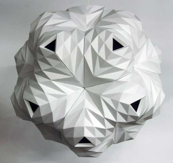 Intricate Honeycomb Illuminators